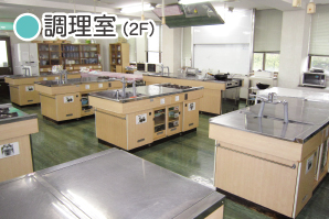 調理室(2F)