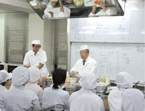 学校給食調理技術講習会