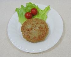 国産大豆の豆腐ハンバーグ