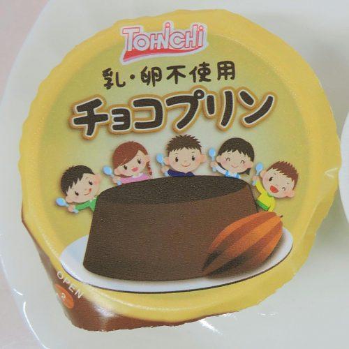 7 チョコプリン