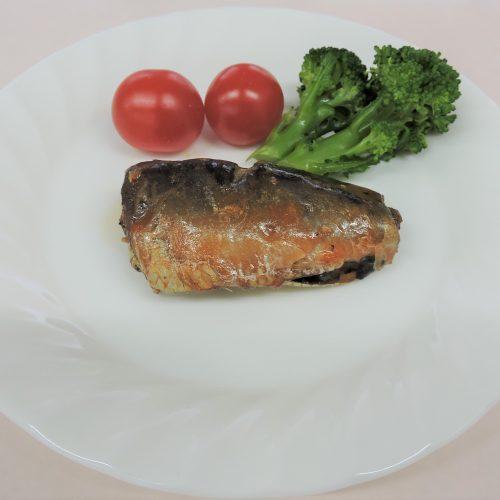 ①いわしのトマト煮40g